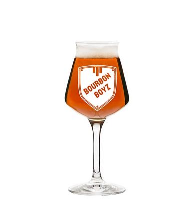 14 oz stemmed beer glass (BOYZ)