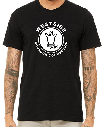West Side Bourbon Connection Bella Canvas 3001 Shirts