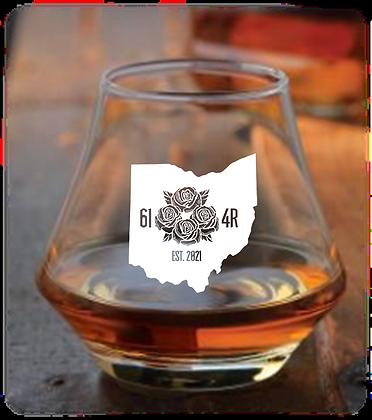 9.5 ounce aroma glass (614R)