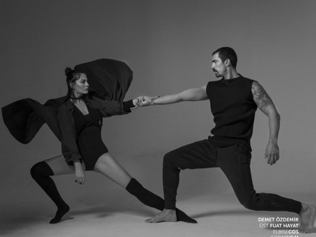 Ibrahim Celikkol and Demet Ozdemir Exciting Photoshoot and Interview -BeStyle Magazine