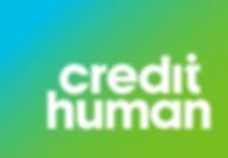 CreditHuman_Block_Logo_RGB_BlueGreen_Gra