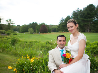 Kelly & Rob say I do