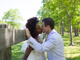 Stacey & Todd say I do