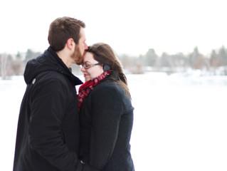 Cynthia & Ben Engaged