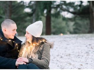 Emily & Nick engaged