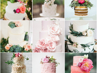 Spring wedding cake ideas to inspire even the most indecisive bride!
