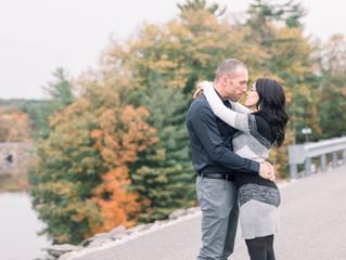 Sarah & Mike Engaged