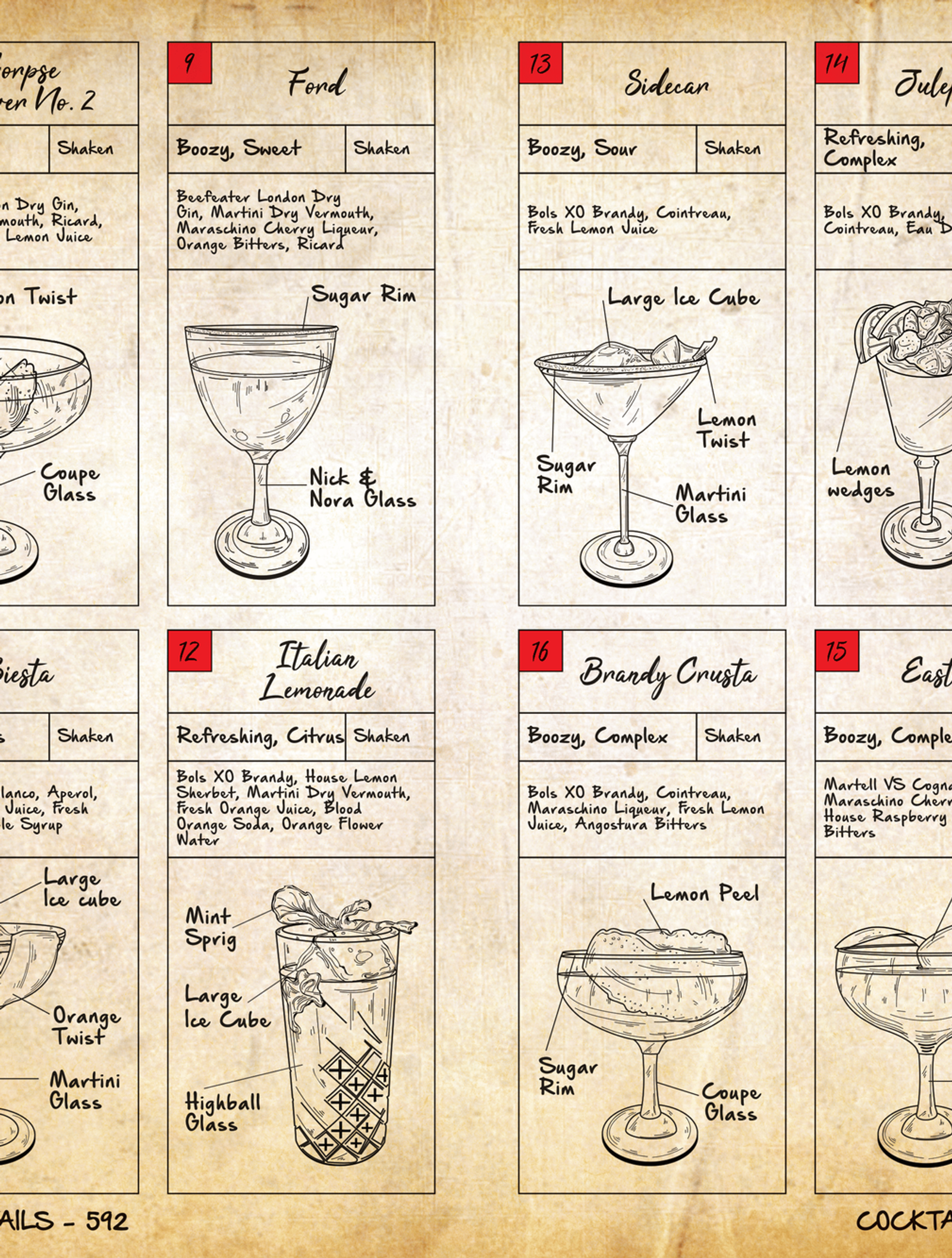Cocktail Menu Pg 3