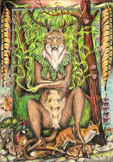 Woodland Goddess - Fay Brotherhood (2015
