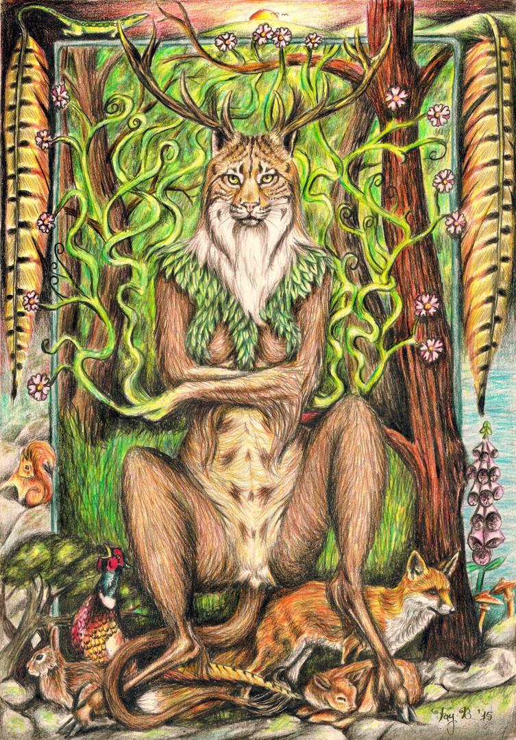 Woodland Goddess - Fay Brotherhood (2015