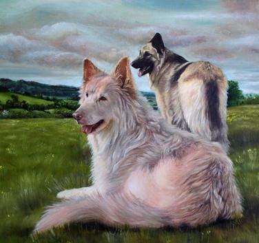 German Shepherds (2016)