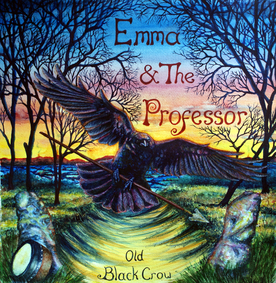 Old Black Crow - Emma and the Professor