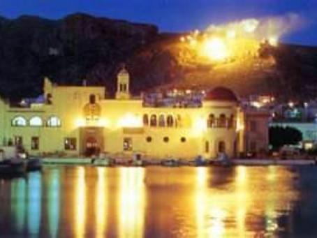 Greek Easter celebration Kalymnos island !