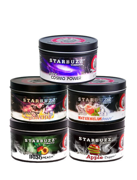 Starbuzz-Shisha-Bold-Tobacco-200g-5Pack-