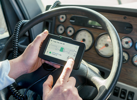 What Commercial Drivers Need to Know About Mandatory Electronic Logging Devices (ELDs)