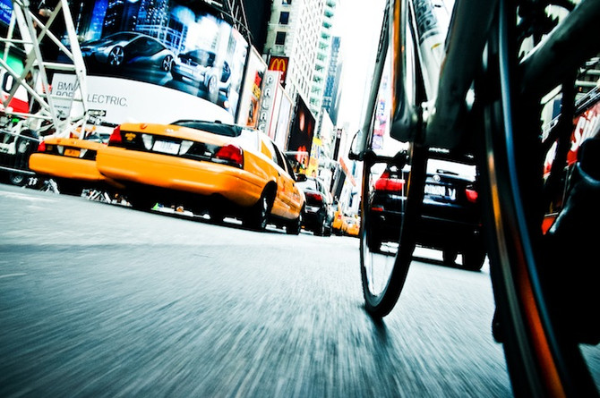 It's Bike Month! Tips for Safe Cycling