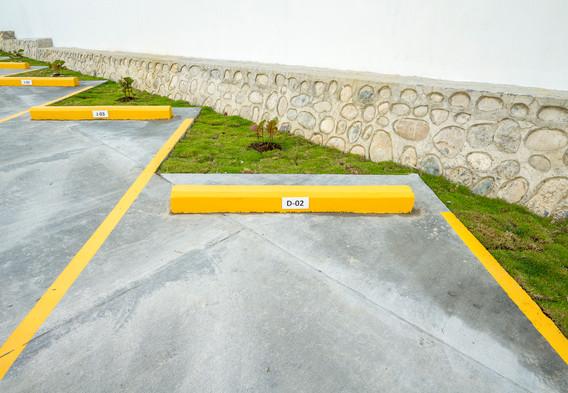 Parqueo Asignado