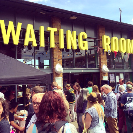 The Waiting Room: Community space in Colchester