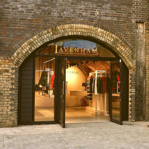 Lavenham: Coal Drops Yard, London