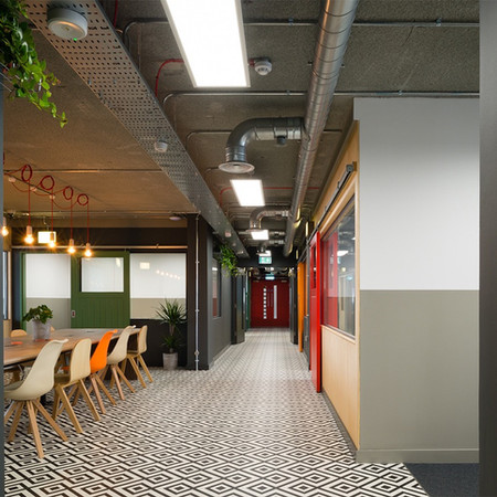 PLATF9RM: Co-working space in Brighton