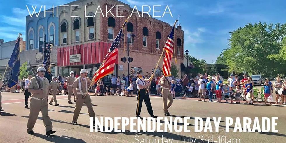 White Lake Independence Day Parade