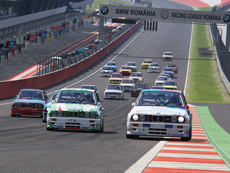 Racing League Romania: Maiden podium for Bogdan Moldovan as WCR takes off strongly in Season 5