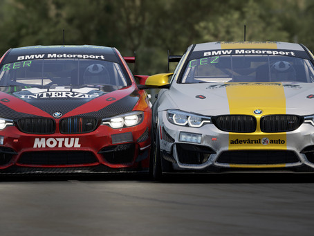RLR BMW GT Challenge: Heartbreak for both crews on the Mountain