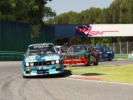 WCR maintains its 100% podium rate in Racing League Romania