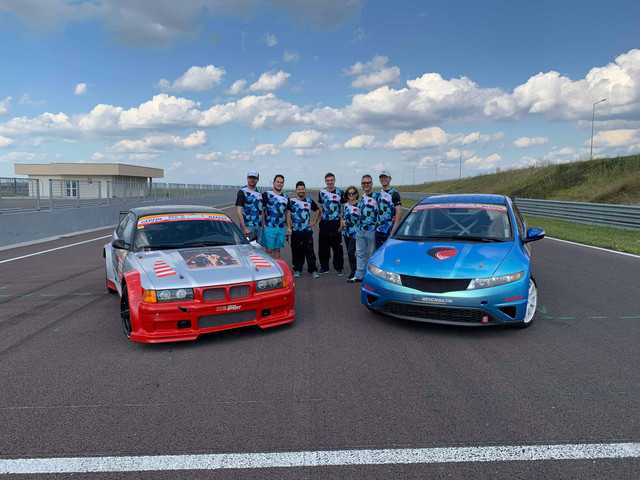 West Competition Racing squad