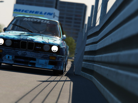 Welcome to the jungle: WCR caught in the Norisring chaos in Racing League Romania