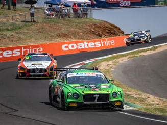 Bathurst 12h - Intercontinental GT Challenge 2020