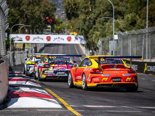 Adelaide 500 - Porsche Carrera Cup Australia 2020