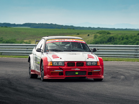 Transilvania Motor Ring is a happy hunting ground for WCR in the Romanian Endurance Series