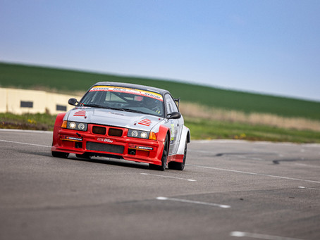 West Competition Racing wins the first ever Romanian Endurance Series Touring event