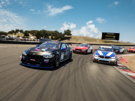 RLR BMW GT Challenge: Third podium in four races comes on American soil