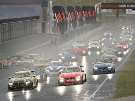 RLR BMW GT Challenge: Everything that could go wrong, went wrong
