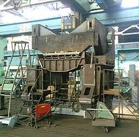 МПР-1500 на заводском стенде