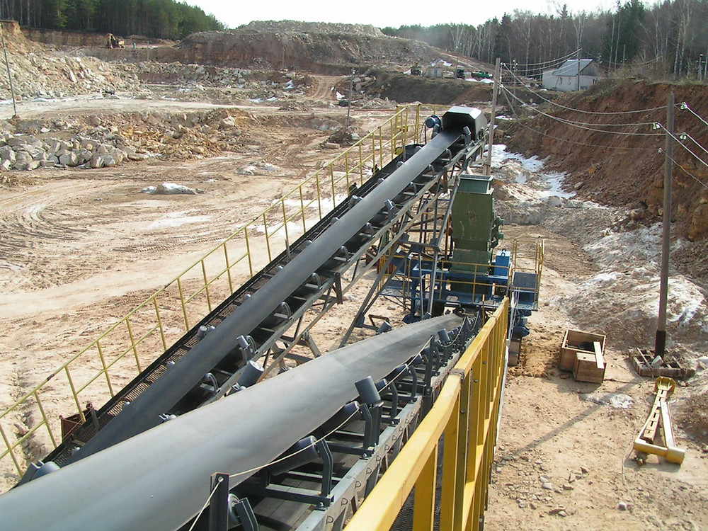 Переработка (рециклинг) строительных и других отходов