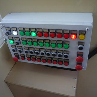 Single control panel
