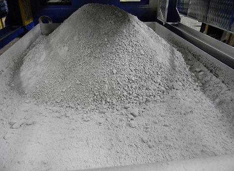 Вторичный песок от переработки бетона