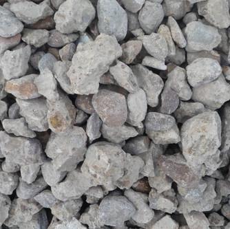 Крупная фракция бетонного щебня