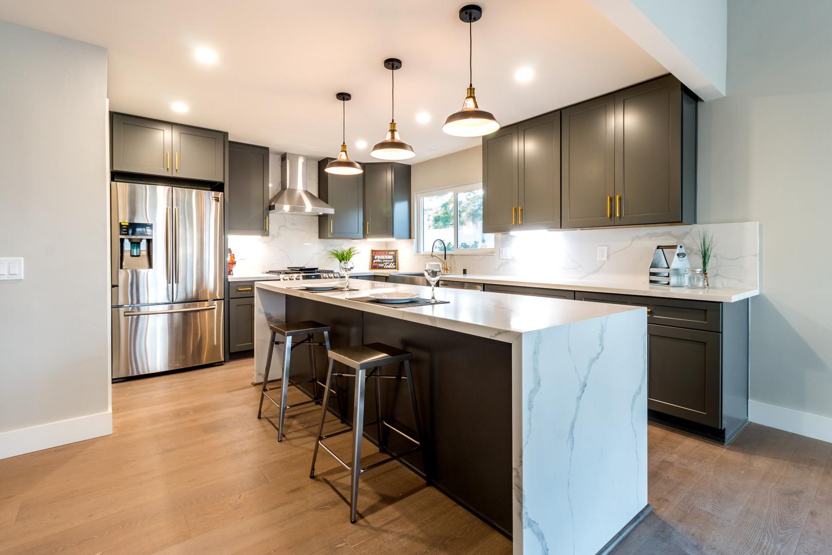 La Jolla Modern Kitchen