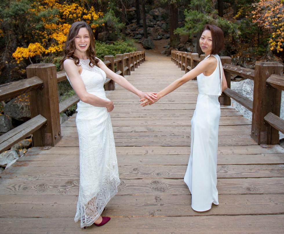 lgbtq wedding photographer San Diego