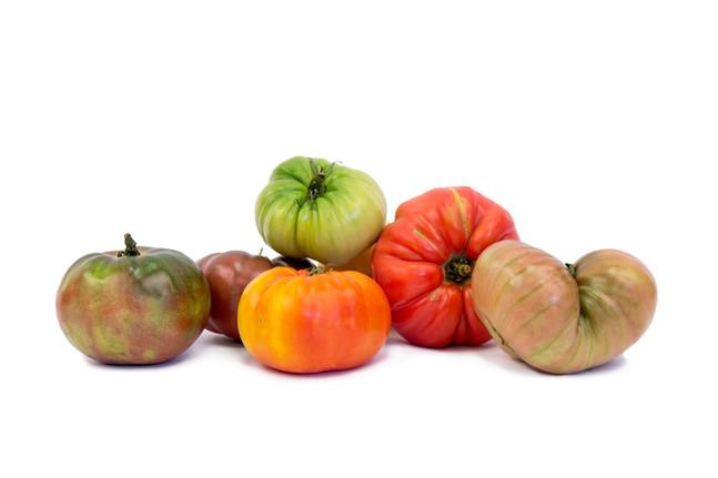 Heirloom tomatoes, Food photographer San Diego, tomatoe photo
