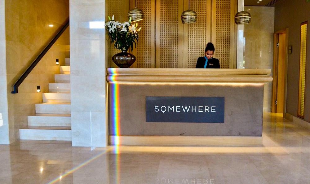 Somewhere Vouliagmeni