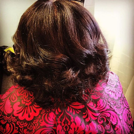 Who is ready for some bouncy curls_ Book