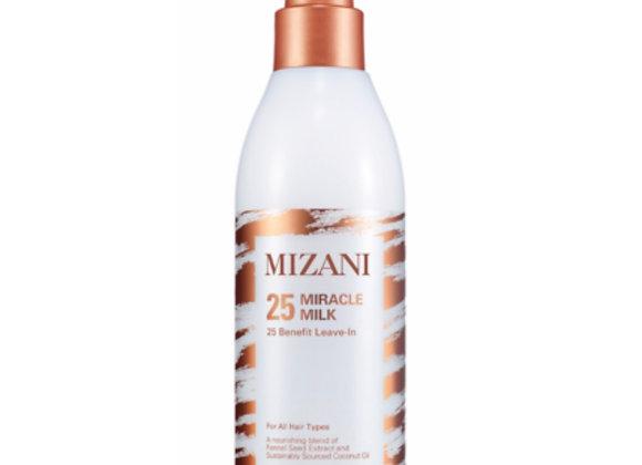 Mizani 3.4 oz 25n1 miracle milk leave in conditioner