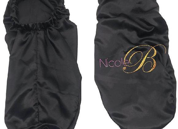 NicoleB Braid Bonnet