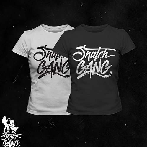 SnatchGang Baby Tee