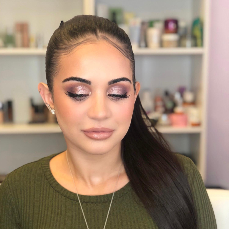 Airbrush Bridal Makeup Trial